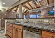 Granite Slab COunters throughout