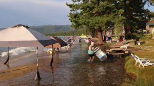 Lakeland Village Surprise Storm